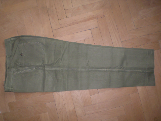 Kalhoty M-1958